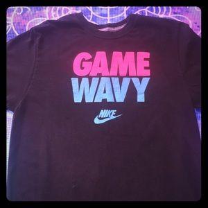 """Nike """"Game Wavy"""" Shirt"""